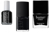 черный,лак для ногтей,купить,выбрать,топ,Yves Saint Laurent,Dior,OPI,Deborah Lippmann,chanel