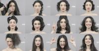 эволюция,прически,макияж,видео,история,100 лет
