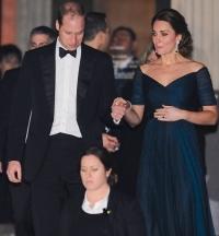 кейт миддлтон,платье,США,Jenny Packham,2014,стиль,беременная