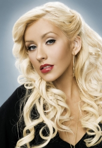 Christina Aguilera,make up,style