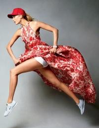 Glamour,Карли Клосс,Карли Клосс Гламур,фото,фотосессия,новая фотосессия,образ,бьюти-образы