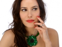 Лиза Элдридж,уроки,макияж,видео,канал,Lancome,smoky eyes,естественный макияж,темная помада