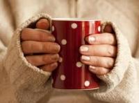 боль при менструации,повысить иммунитет,липовый чай,травяной чай,мята,чай из калины,зимние напитки