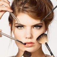 инструменты для макияжа,кисти для макияжа,кисточка для теней,кисть для макияжа,как наносить тональное средство,тоналка как наносить,наносить румяна