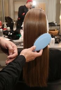 волосы,как ухаживать,советы эксперта,бьюти-советы,уход за волосами,блестящие волосы,длинные волосы,как расчесывать,расчесывание волос