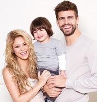 Шакира,второй ребенок,беременность,фото,милан,жерар пике,фотосессия,2015