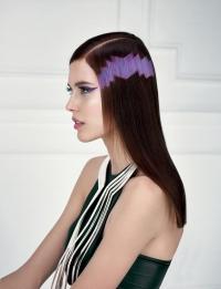 pixilated hair,волосы,окрашивание,окрашивания волос,радужное окрашивание,тренд,бьюти-тренды,2015