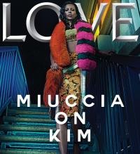 ким кардашьян,образ,обнаженная,обнаженные звезды,Кардашьян,Love Magazine,скандал,фотосессия
