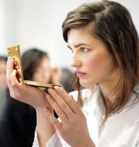 макияж,советы эксперта,дик пейдж,майкл корс,Michael Kors,показ,неделя моды в Нью-Йорке,фото,осень-зима,2015