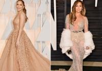 дженнифер лопес,оскар,2015,Vanity Fair Oscar Party,фото,звезды,эмма стоун,кира найтли,рита ора,афтепати