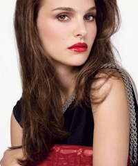 натали портман,фото,блеск для губ,коллекция,новинки косметики,dior,Rouge Dior Brilliant Lipshine
