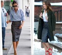 виктория бекхэм,фото,2015,фигура,стиль,модная битва,Victoria Beckham,юбка-миди