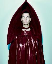 карли клосс,фото,фотосессия,шок,образ,лицо,2015