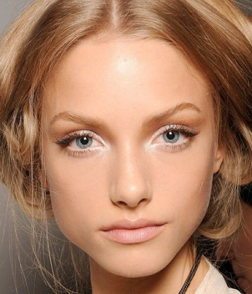 макияж,без макияжа,фото,Lancome,видео,урок,2015,бьюти-тренды,мастер-класс
