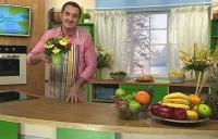 дядя жора,8 марта,подарок,своими руками,фрукты,букет,мастер-класс,домашние рецепты,украинские ведущие,Украина