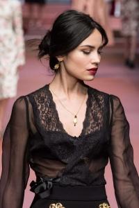 неделя моды,неделя моды в Париже,бьюти-образы,лучшие образы,красота,макияж,прически,подиум,новые образы