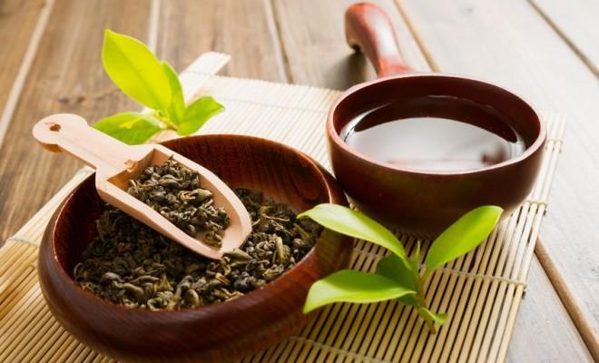 зеленый чай в косметике,пышные волосы,средства для волос,домашние средства для волос,вернуть блеск волосам,укрепляющая маска для волос,против выпадения волос
