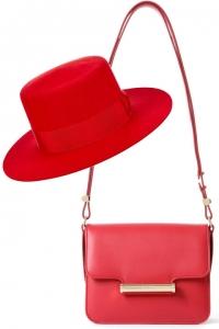 сумка под шляпу,шляпа под сумку,как выбрать аксессуары