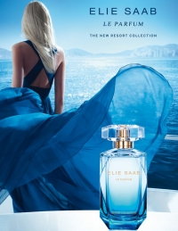 Elie Saab,аромат Elie Saab, Elie Saab новые ароматы, Elie Saab аромат Le Parfum Resort