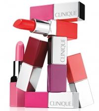 новинки косметики,модный макияж весна-лето 2015,clinique,уход за губами