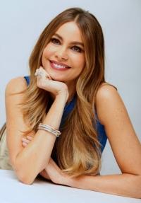 София Вергара,новый beauty-look,красивая кожа