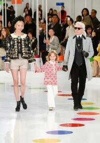 Шанель,Chanel,новая коллекция,показ,карл лагерфельд