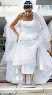 похудеть перед свадьбой,идеальная фигура,сбросить лишние килограммы,свадебное платье,резкая потеря веса