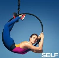 Нина Добрев,новая фотосессия,идеальная фигура,растяжка,физическая форма