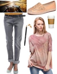 джинсы-бойфренды, с чем носить джинсы-бойфренды, джинсы-бойфренды образы, джинсы-бойфренды как носить, джинсы-бойфренды фото