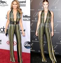 модная битва, битва нарядов, модная битва 2015, модная битва фото 2015, звезды в одинаковых нарядах