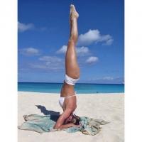 пляжный сезон,Кэндис Свенпойл,подтянутая фигура,стройная,физическая форма