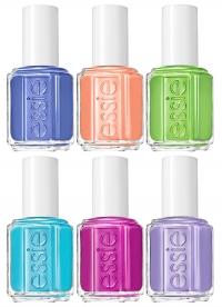 лак для ногтей,новая коллекция,Essie,Neon Collection,неоновый маникюр