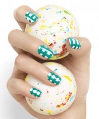идеи для маникюра,nail art,уход за ногтями,Essie,мастер-класс