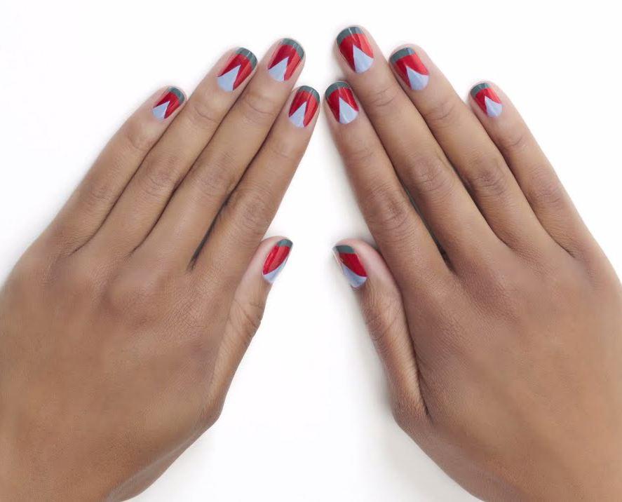 французский маникюр,мастер-класс,советы,уход за ногтями