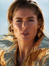 даутцен крез,новая фотосессия,бронзовый загар,beauty-образ