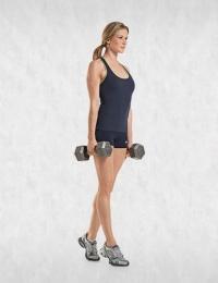 упражнения для ног,фитнес,сделать ноги стройными,упражнение на икры