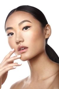 белый мейк-ап,макияж,идеи для образа,тренды на лето 2015