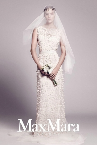 свадебное платье,новая коллекция,Max Mara