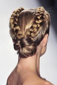 косы,бьюти-тренды,трендовые прически