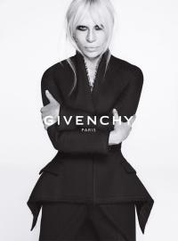 донателла версаче,рикардо тиши,Givenchy,новая коллекция