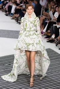 неделя моды в Париже,новая коллекция,Giambattista Valli