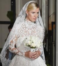 ники хилтон вышла замуж, ники хилтон свадьба, сестра пэрис хилтон свадьба, ники хилтон и джеймс ротшильд свадьба фото