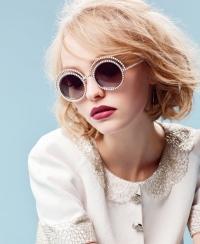 лили роуз депп,новая коллекция,chanel