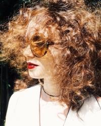 уход за волосами,смена текстуры волосы,здоровье волос,Настя Акименко
