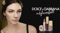 модный макияж осень 2015, коллекция макияжа Dolce Gabbana 2015, коллекция макияжа Dolce Gabbana осень 2015, Dolce Gabbana осень 2015