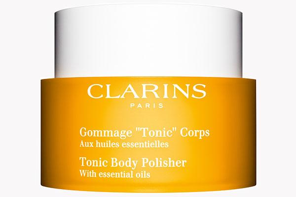 CLARINS Скраб для тела с эфирными маслами Tonic