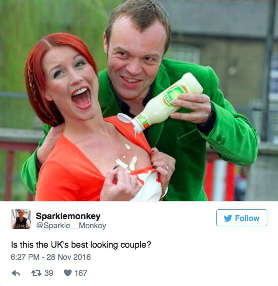 Кто на свете всех милее: самая красивая пара Англии породила кучу мемов
