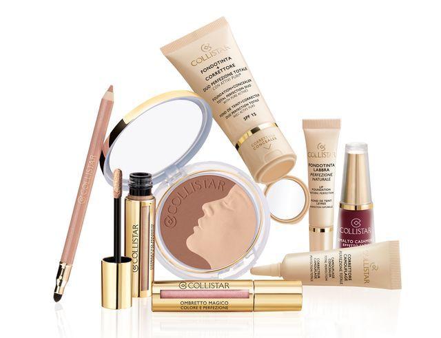 осенние коллекции макияжа 2015