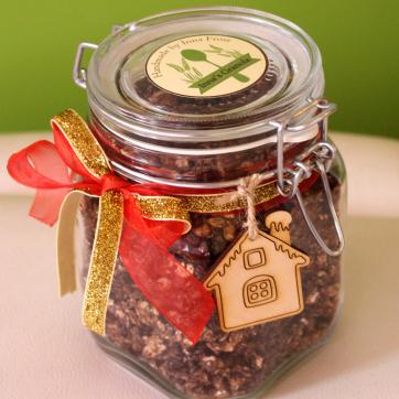 Подарки на Новый год 2015: полезные вкусности Made in Ukraine