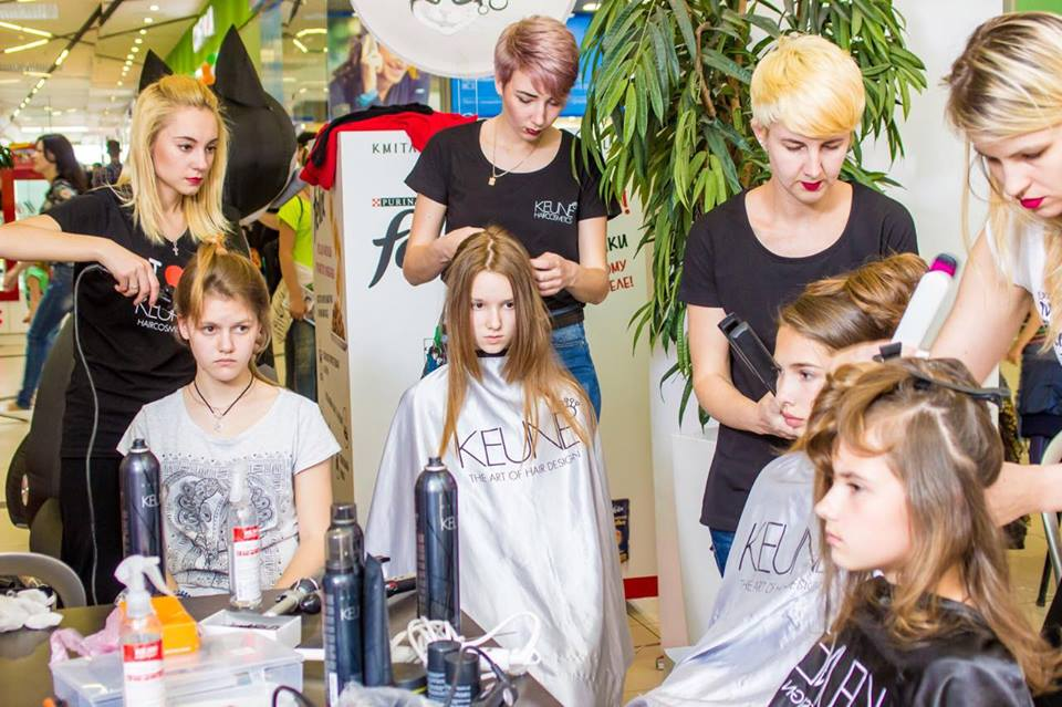 ТРК City Mall презентовал проект «Школа шоппера» для талантливых детей Запорожья